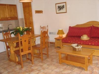 Location au ski Appartement 2 pièces 4 personnes (511) - Residence La Combe Iv