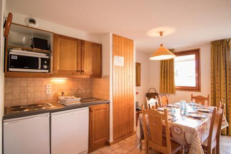 Location au ski Appartement 3 pièces 6 personnes (503) - Résidence la Combe IV - Aussois - Cuisine