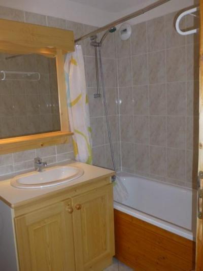 Location au ski Appartement 3 pièces 6 personnes (503) - Residence La Combe Iv - Aussois - Fer à repasser
