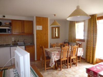 Location au ski Appartement 3 pièces 6 personnes (503) - Residence La Combe Iv - Aussois - Séjour