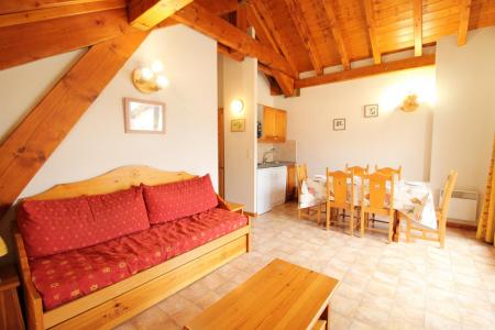 Location au ski Appartement 3 pièces 6 personnes (517) - Résidence la Combe IV - Aussois - Cuisine