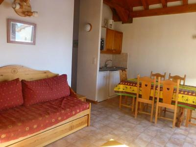 Location au ski Appartement 3 pièces 6 personnes (517) - Residence La Combe Iv - Aussois - Kitchenette