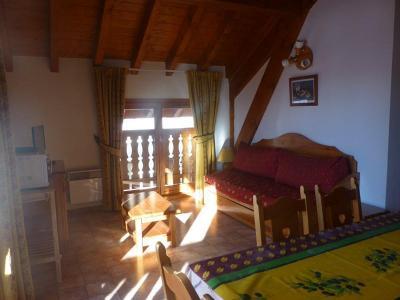 Location au ski Appartement 3 pièces 6 personnes (517) - Residence La Combe Iv - Aussois - Lits superposés