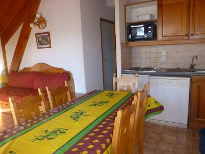 Location au ski Appartement 3 pièces 6 personnes (517) - Residence La Combe Iv - Aussois - Séjour