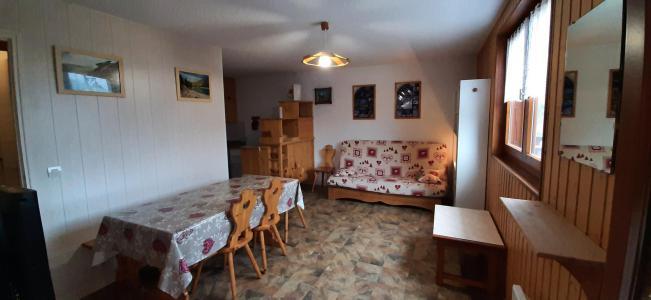 Аренда на лыжном курорте Апартаменты 2 комнат 4 чел. (102) - Résidence La Corniche - Aussois - Стол