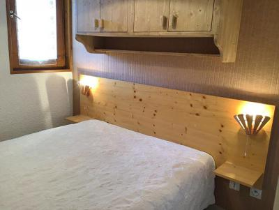 Rent in ski resort 2 room apartment 4 people (19) - Résidence La Corniche - Aussois - Double bed