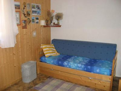 Rent in ski resort 2 room apartment sleeping corner 4 people (113) - Résidence La Corniche - Aussois - Living room