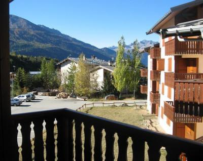 Rent in ski resort 2 room apartment sleeping corner 4 people (113) - Résidence La Corniche - Aussois