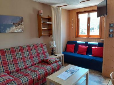 Rent in ski resort 2 room apartment 5 people (105) - Résidence La Corniche - Aussois