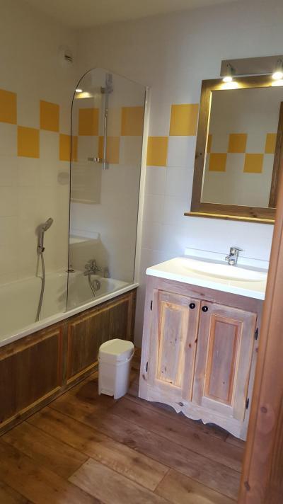 Аренда на лыжном курорте Апартаменты 3 комнат 6 чел. (CA6) - Résidence le Clos d'Aussois - Aussois - Ванная
