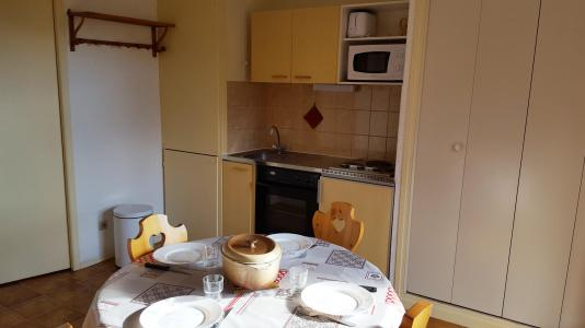 Rent in ski resort 2 room apartment 4 people (17) - Résidence Le Genevray - Aussois