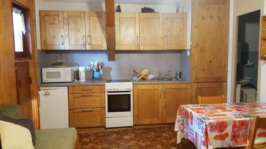 Rent in ski resort 2 room apartment 4 people (175) - Résidence Les Fleurs - Aussois