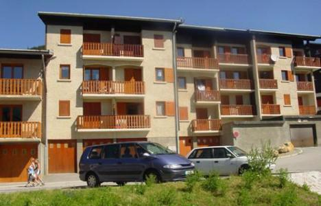 Rent in ski resort 2 room apartment 6 people (172) - Résidence Les Fleurs - Aussois