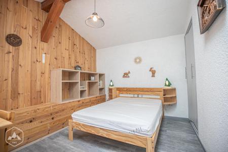 Rent in ski resort 3 room duplex apartment 6 people (201) - Résidence Les Fleurs - Aussois - Plan