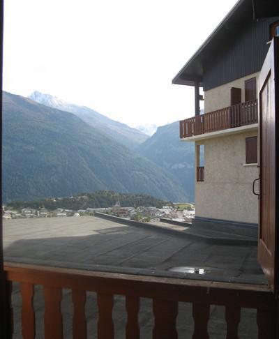 Rent in ski resort 2 room apartment cabin 6 people (128) - Résidence Les Fleurs - Aussois