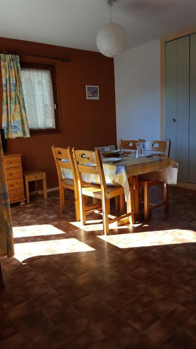 Rent in ski resort 2 room apartment 4 people (127) - Résidence Les Fleurs - Aussois