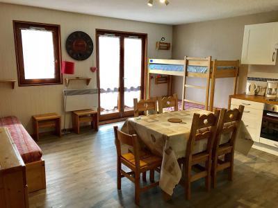 Rent in ski resort Studio cabin 4 people (29) - Résidence Les Fleurs - Aussois
