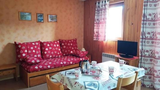 Rent in ski resort Studio cabin 4 people (55) - Résidence Les Fleurs - Aussois