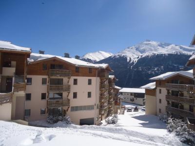Location au ski Résidence les Flocons d'Argent - Aussois - Extérieur hiver