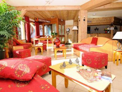 Location au ski Résidence les Flocons d'Argent - Aussois - Réception