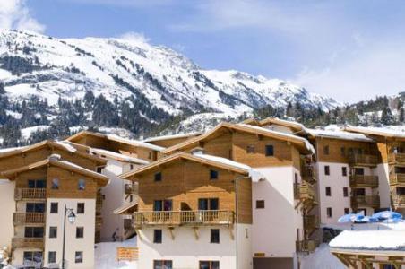 Location au ski Residence Les Flocons D'argent - Aussois - Extérieur hiver
