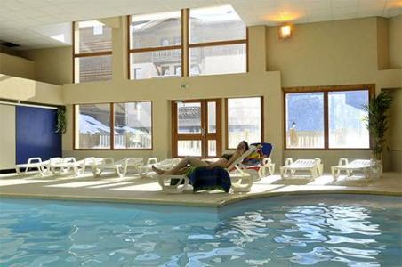 Location au ski Residence Les Flocons D'argent - Aussois - Piscine