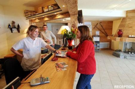 Location au ski Residence Les Flocons D'argent - Aussois - Réception
