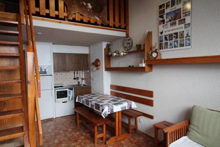 Rent in ski resort 2 room apartment 4 people (84M) - Résidence les Sétives - Aussois - Living room