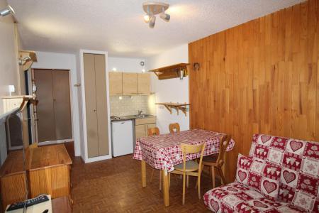 Rent in ski resort Studio 2 people (068M) - Résidence les Sétives - Aussois