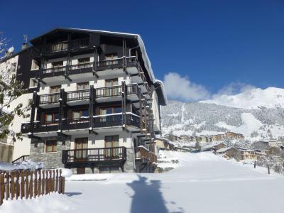 Location au ski Residence Les Sports - Aussois - Extérieur hiver
