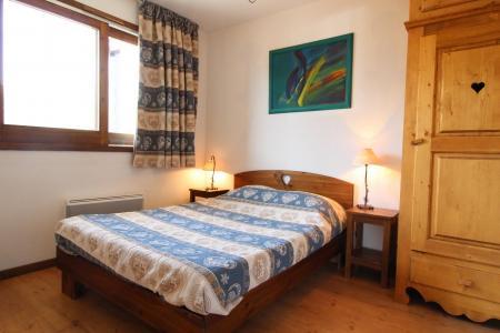 Location au ski Appartement 2 pièces 4 personnes (005) - Résidence les Sports - Aussois - Chambre