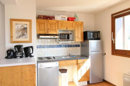 Location au ski Appartement 2 pièces 4 personnes (005) - Résidence les Sports - Aussois - Cuisine