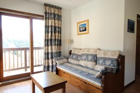 Location au ski Appartement 3 pièces 6 personnes (008) - Résidence les Sports - Aussois - Banquette