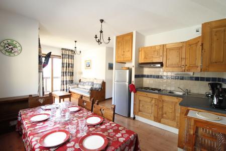 Location au ski Appartement 3 pièces 6 personnes (008) - Résidence les Sports - Aussois - Cuisine
