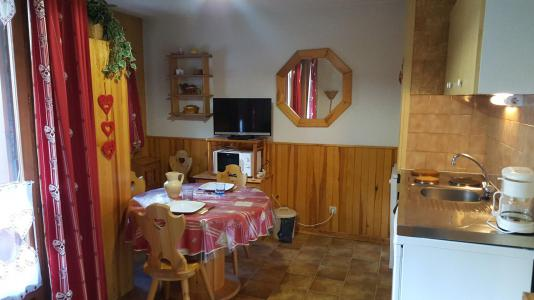 Rent in ski resort Studio 2 people (STS173) - Résidence St Sébastien 1 - Aussois