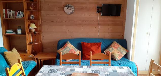 Rent in ski resort Studio cabin 4 people (STS144) - Résidence St Sébastien 2 - Aussois - Apartment