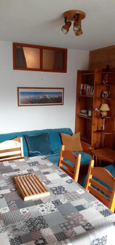 Rent in ski resort Studio cabin 4 people (STS144) - Résidence St Sébastien 2 - Aussois - Living room