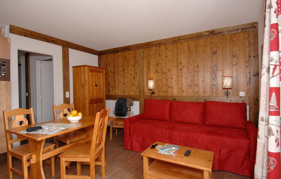 Аренда на лыжном курорте Résidence le Sornin - Autrans - Диван-кровать
