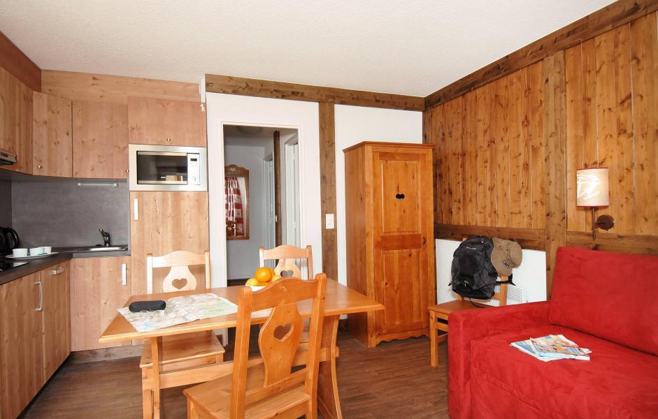 Location au ski Residence Le Sornin - Autrans - Kitchenette