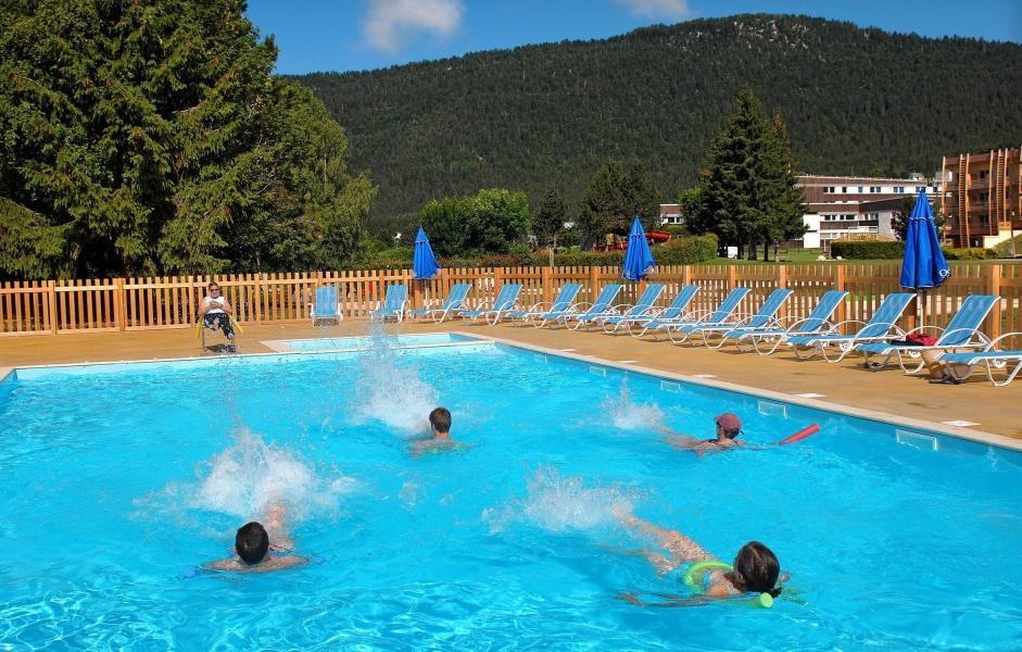 Location au ski Residence Le Sornin - Autrans - Piscine