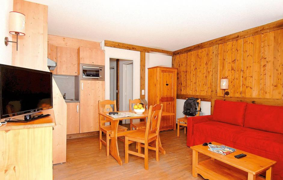Location au ski Residence Le Sornin - Autrans - Séjour