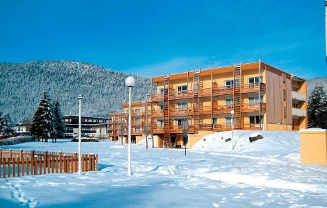 Rental Résidence le Sornin winter
