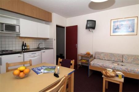 Location au ski Appartement 2 pièces 5 personnes - Residence Le Sornin - Autrans - Séjour
