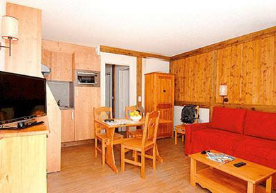 Location au ski Residence Le Sornin - Autrans - Table