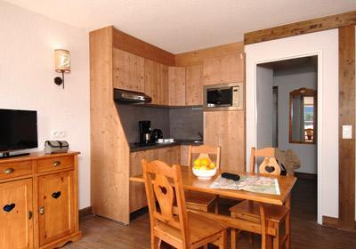 Location au ski Residence Le Sornin - Autrans - Cuisine