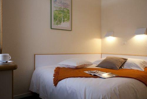 Location au ski Residence Pierre & Vacances Saskia Falaise - Avoriaz - Lit double