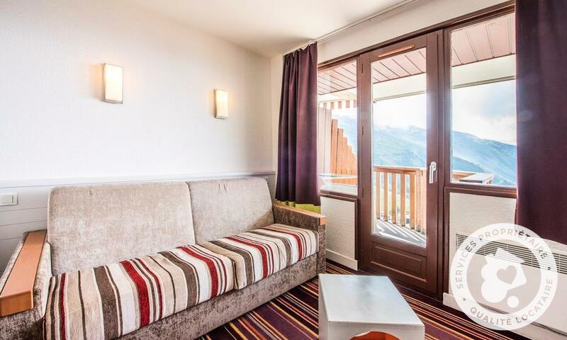 Аренда на лыжном курорте Квартира студия для 4 чел. (Sélection 21m²) - Résidence Antarès - Maeva Home - Avoriaz - зимой под открытым небом
