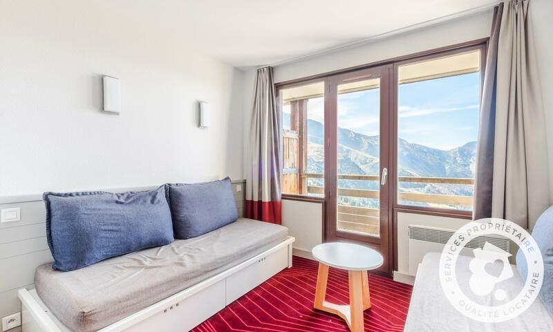 Аренда на лыжном курорте Апартаменты 2 комнат 4 чел. (Sélection 24m²) - Résidence Antarès - Maeva Home - Avoriaz - зимой под открытым небом