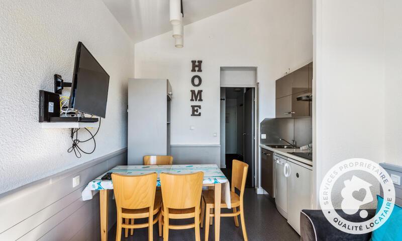 Аренда на лыжном курорте Апартаменты 2 комнат 4 чел. (Sélection 25m²-6) - Résidence Antarès - Maeva Home - Avoriaz - зимой под открытым небом