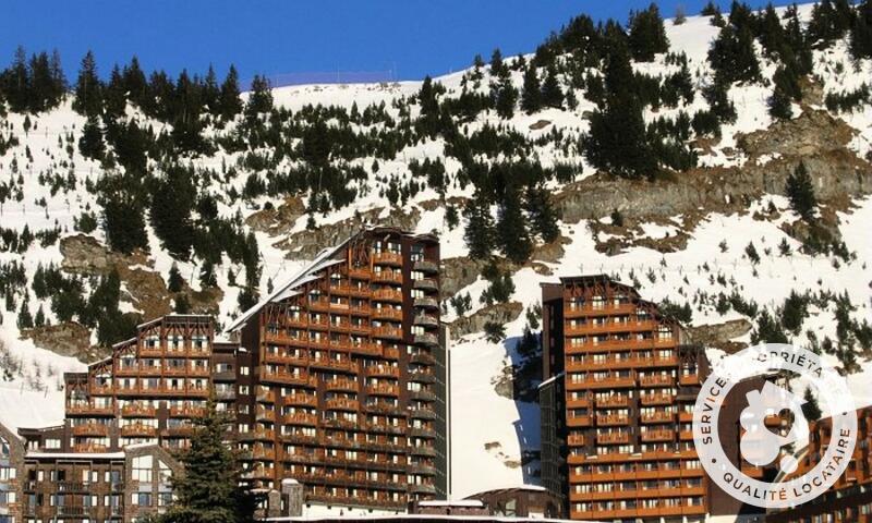 Аренда на лыжном курорте Résidence Antarès - Maeva Home - Avoriaz - зимой под открытым небом